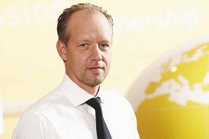Bob Strujik, VD Fanuc Nordic