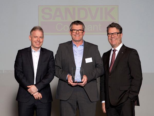 Sandvi-Volvo-award