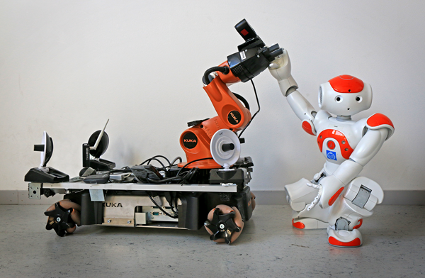 KTH-robot