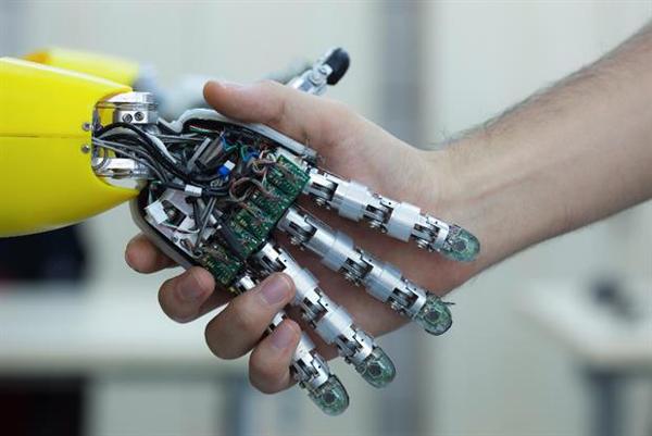 Robot-framtid
