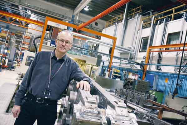 Mekanotjänst utökar sin produktionskapacitet