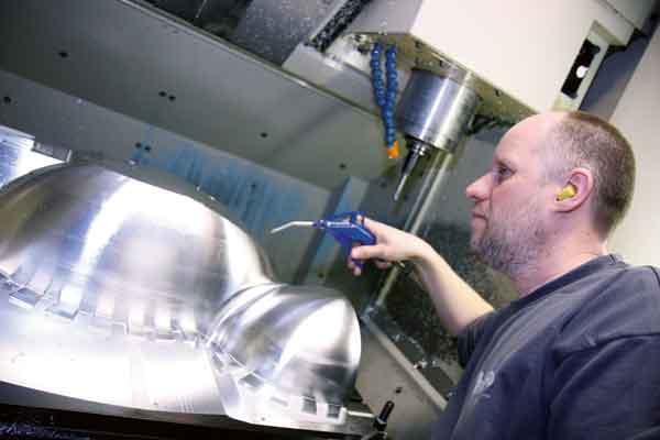 Precisionsguta Aluminium – En ovanlig & spännande metod