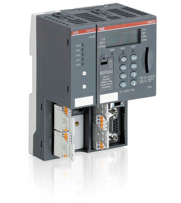 ABB uppgraderar sitt PLC-system