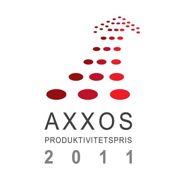 VANN AXXOS PRODUKTIVITETSPRIS 2011