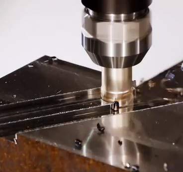 Square 6™ -04 Maximum performance in square shoulder milling