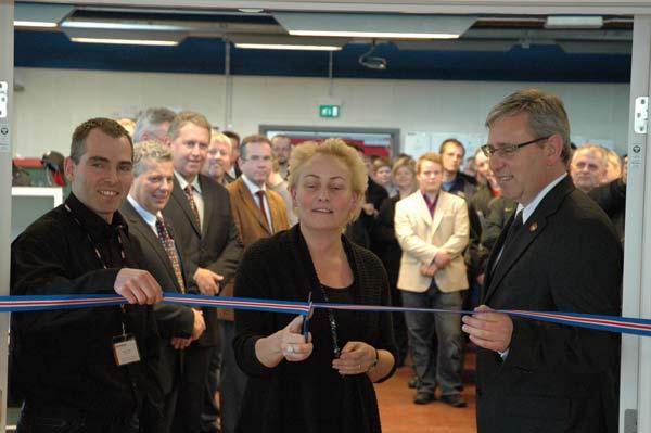 Island ansluter sig till HTEC-nätverket