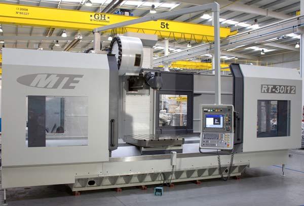 Investeringar/Aktuella leveranser av MTE bäddfräsmaskiner