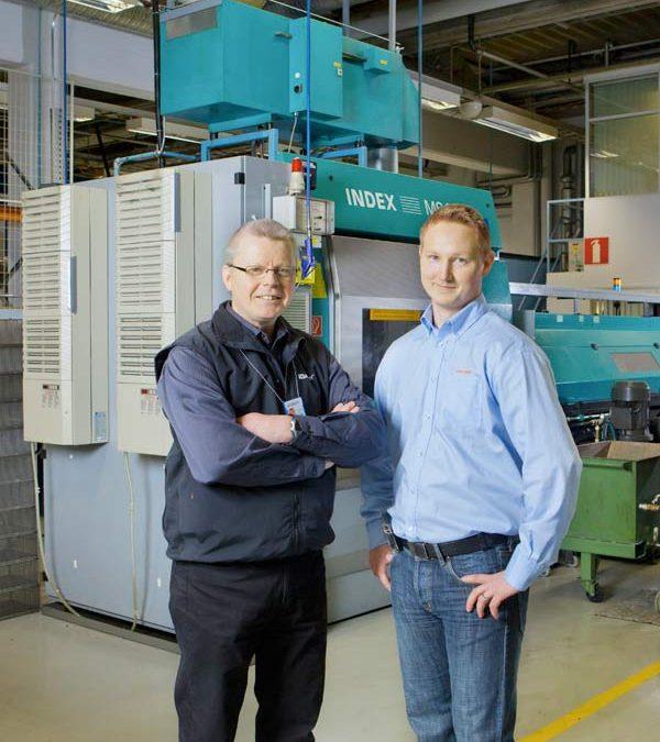 Förebyggande underhåll av verktygsmaskiner ökar produktiviteten