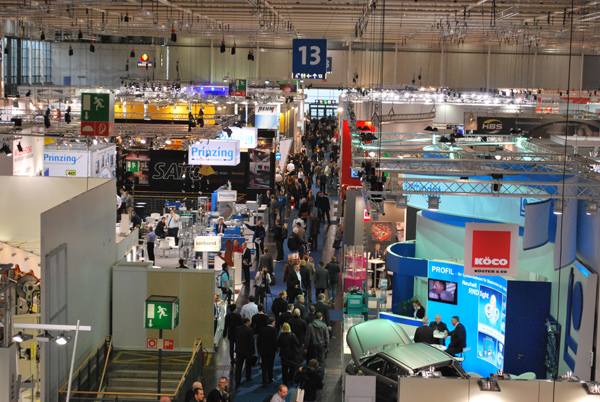 EuroBLECH 2012: Exhibitors highly satisfied