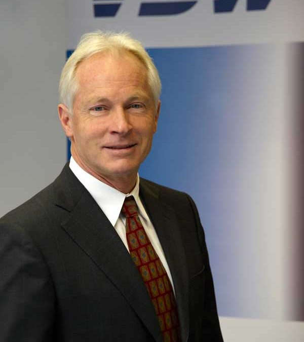 Martin Kapp elected as Chairman of the German machine tool industry's