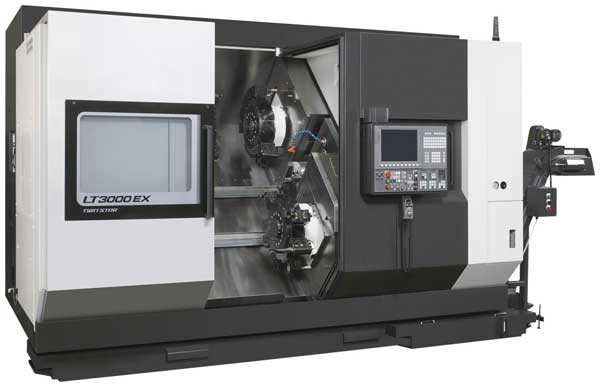 Nu är den här – Okuma LT3000 EX!