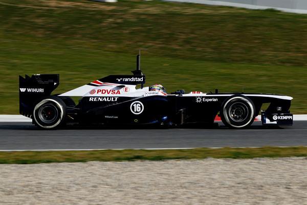 Williams F1 Team och Kemppi meddelar uppgraderat sponsrings avtal