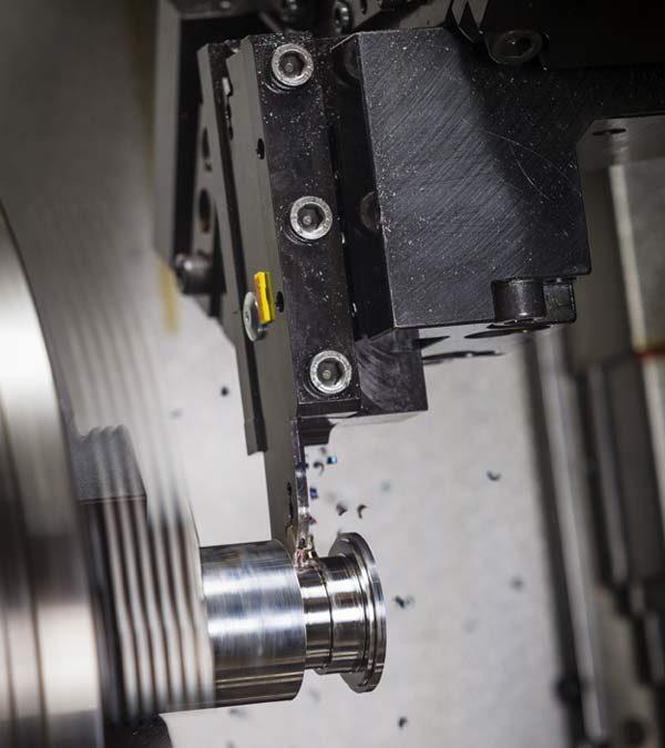 Ett nytt system för djup spårstickning och avstickning