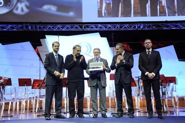 Fiat utnämner SKF till bästa kvalitetsleverantör