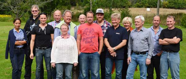 Intercut Sverige AB firar sitt 25 år jubileum