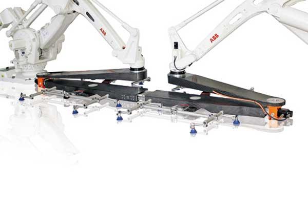 Ny lösning för flyttning av detaljer inom pressautomation