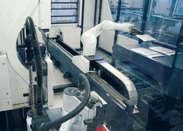 Brantheim rustar med toppmodern maskinpark