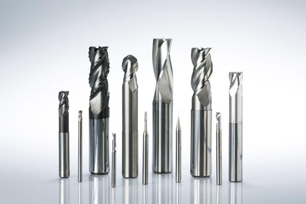 DS pinnfräsar för aluminium