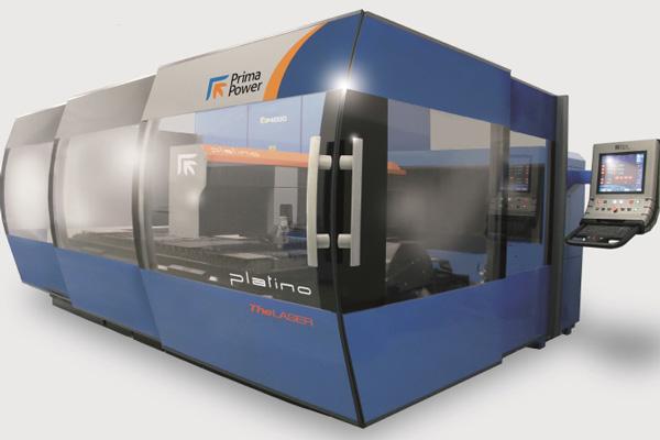 Alvesta 3 plåt AB investerar i laser