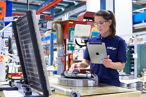 SKF investerar 225 miljoner kronor i uppgraderingen
