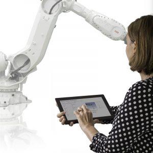 ABB Robotstyrning