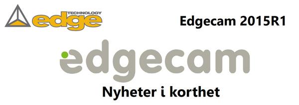 Edgecam-2015R1