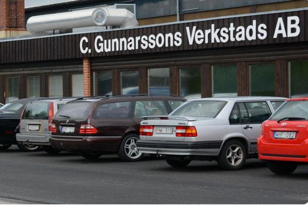 C. Gunnarssons Verkstad investerar i nytt skärsystem
