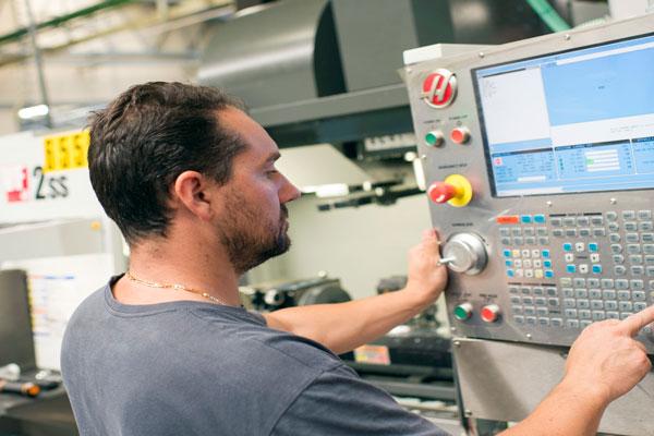 Maskinkoncernen tror på en Haas-framtid