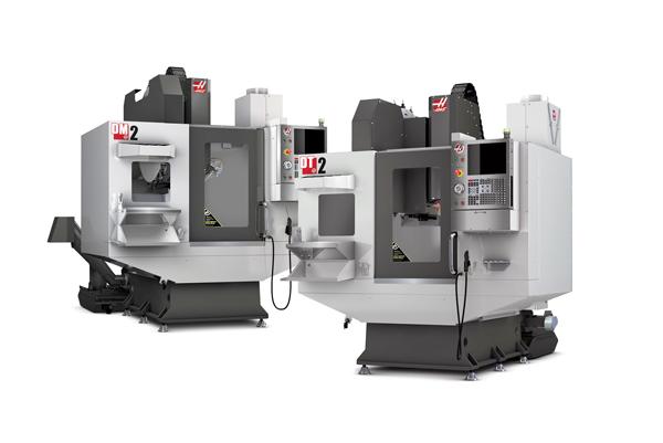 Haas utökar sitt sortiment av borr-,gäng- och fräsmaskiner