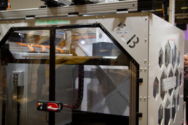 3D-skrivaren med ett annorlunda tänk