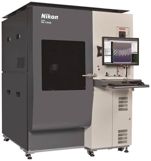 Beröringsfri mätning i 3-D. Nikon HN-C3030.