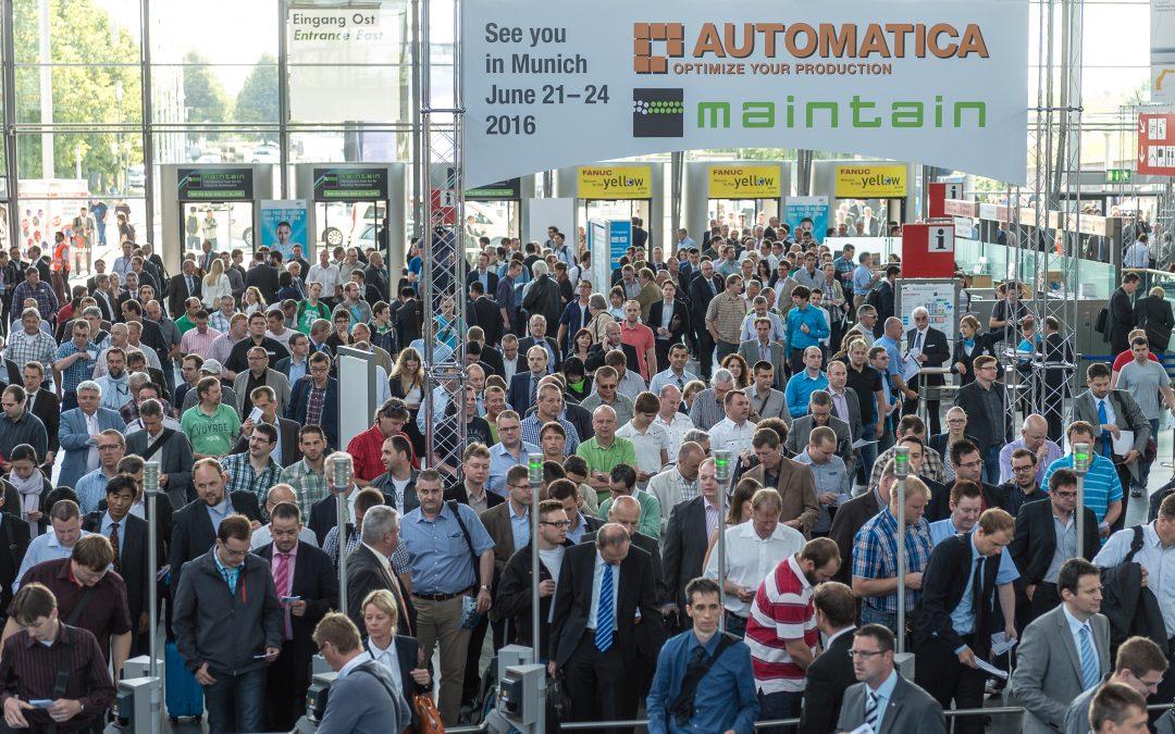 AUTOMATICA 2016: Robotics INTRODUCING A NEW ROBOT GENERATION