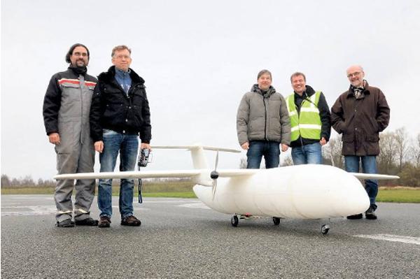 En Airbus tillverkad helt och hållet med 3d-skrivare