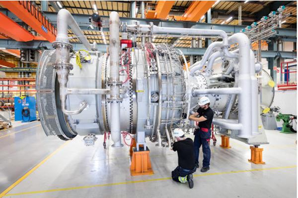 Siemens levererar svensktillverkade gasturbiner till kraftverksprojekt i Israel