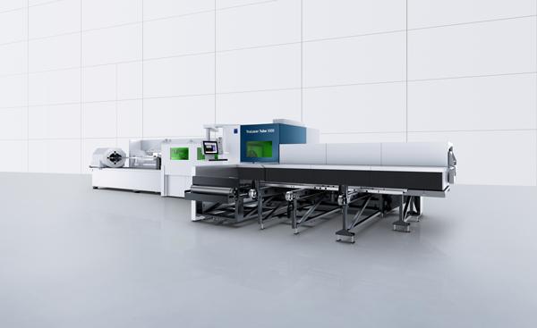Laserskärning av rör med alla fördelarna av fastkroppslaser teknologi