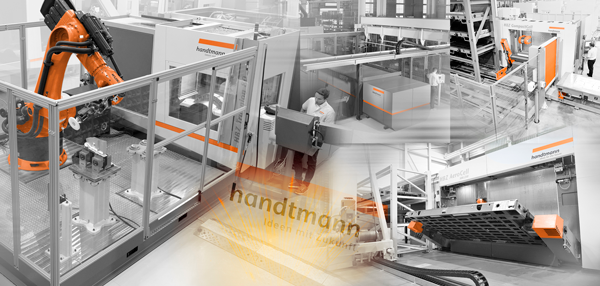 High Speed Cutting with the Handtmann HBZ Trunnion 160 – Live at AMB.