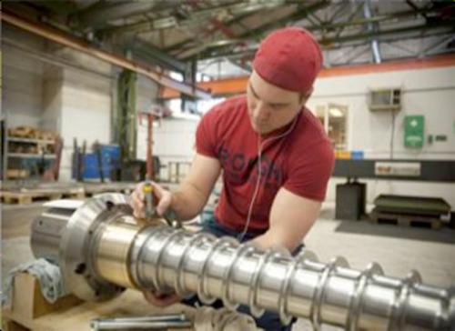 MVG förvärvar Rolls-Royce produktion i Kristinehamn