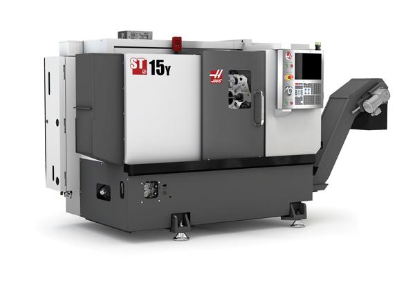 Haas lanserar nya Big Bore-svarvar med kompakta mått