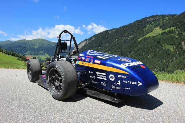 KTH Formula Student utvecklar elbil med hjälp av GibbsCAM