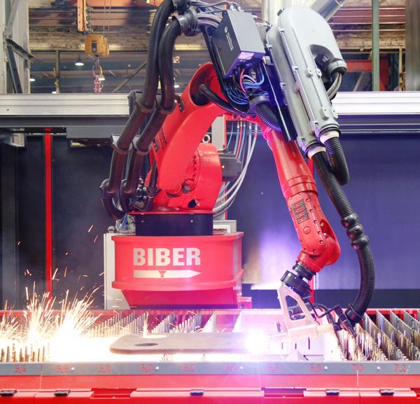 Intercut lanserar nytt robotsystem från Tyskland