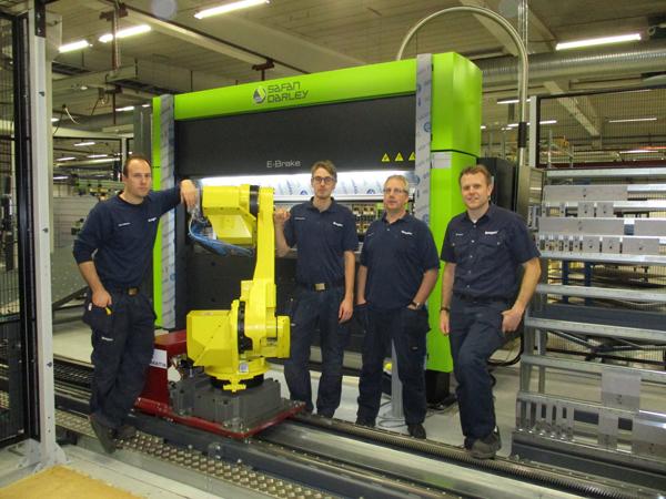 Swegon i Arvika investerar i en robotcell