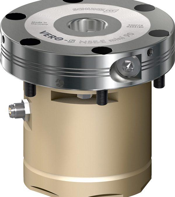Energieffektiv modul för palettväxlingssystem med 24 V