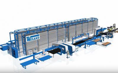 Weland investerar i en ny produktionslinje