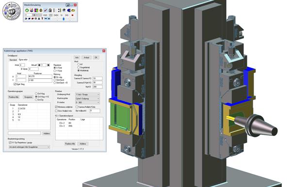 TMS modul ger snabbare multidetalj programmering