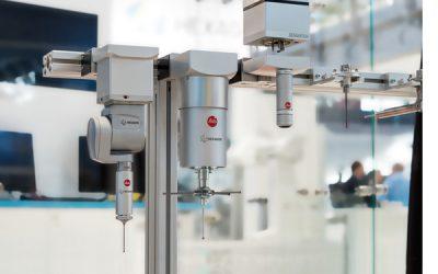 Framtidssäkrade maskiner med extra hög precision