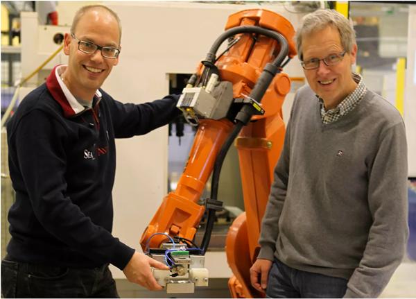 Bygger nytt laboratorium för snabbare teknikgenombrott