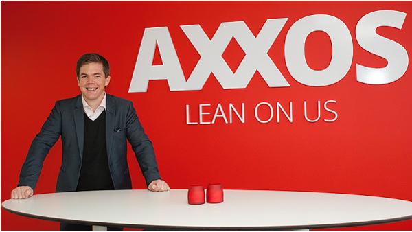 Fortsatt rekordtillväxt för AXXOS Industrisystem