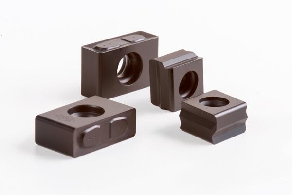 Ny serie av hårdmetallsorter för fräsning av olika typer av gjutjärn.