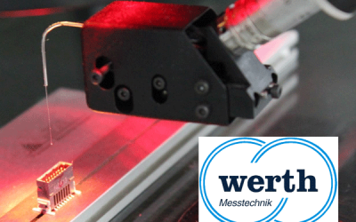 KmK Instrument inleder samarbete med Werth Messtechnik