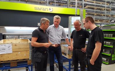 Steelo i Bredaryd investerar i kombilaser